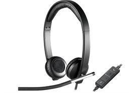 Logitech H650e USB Duo - Headset