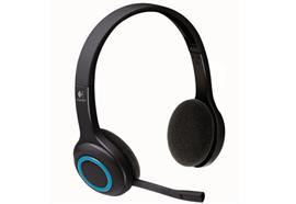Logitech Wireless Headset H600 | halb offen | drahtlos | 2,4 GHz