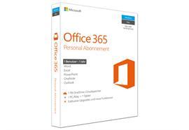 Microsoft Office 365 Personal Box, DE, Lizenzdauer 1 Jahr, Privatkunde