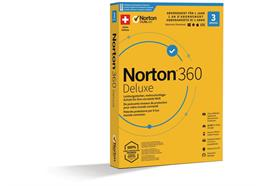 Norton 360 Deluxe Box, 3 Device, 1 Jahr