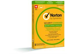 Norton Security Standard, User 1 PC [PC/Mac/Android/iOS] (D/F/I)