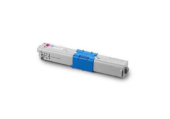 OKI Toner 44469723 magenta, zu OKI C510/530 Serie, ca. 5'000 Seiten, LED