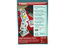 Papier Canon HR-101 hohe Auflösung A4 50sh 105g/m2