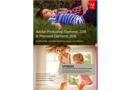 Photoshop Elements 2018 & Premiere Elements 2018 Upgrade [PC/Mac] (D)