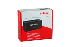 ROLINE HDD/SSD Docking Station 2.5+3.5 1xSATA HDD/SSD, USB3.0