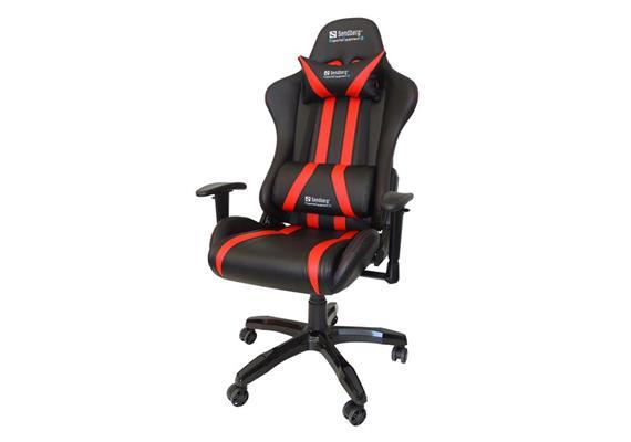 Sandberg Commander Gaming Chair Gaming Gadgets Amp Zubeh 246 R