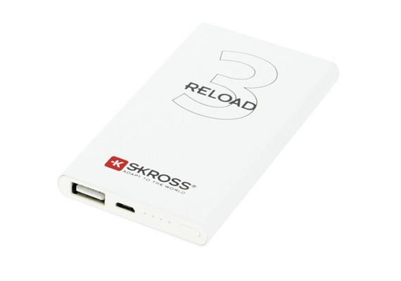 SKROSS RELOAD 3 Power Bank (3500mAh)