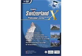 Switzerland Professional X für FS2004/FSX [Add-On] [DVD] [PC] (D/F/E)