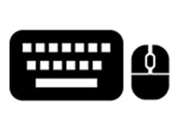 Tastatur- u. Maus-Set