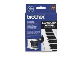 Tinte Brother LC-1000BK schwarz, zu DCP130C, 330C/540CN/750CW/MFC240C