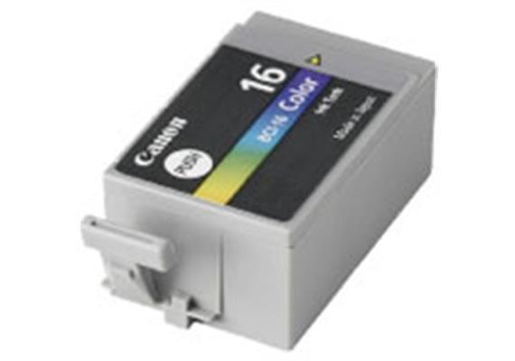 Tintenpatrone CANON BCI-16C Color 2 Pcs., SELPHY DS700 CANON Bubble Jet Printer