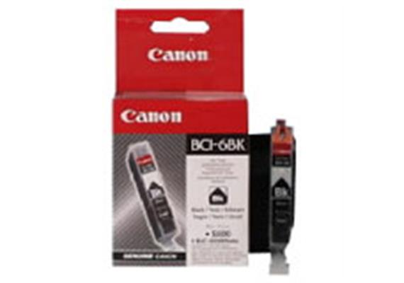 Tintenpatrone CANON BCI-6 BK Black PIXMA iP8500/6000D/5000/4000/ 3000, MP-780/750, i9950/9