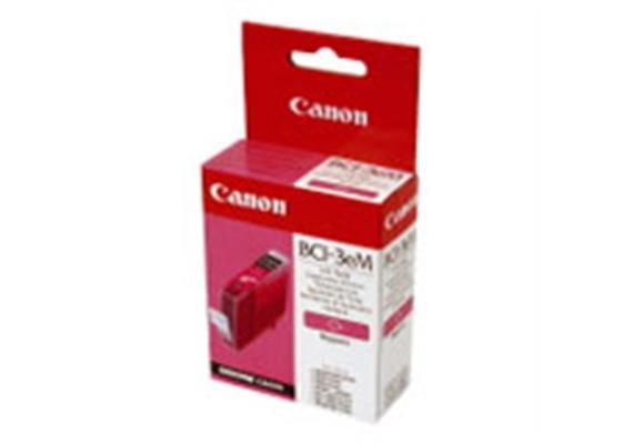 Tintenpatrone, magenta, BCI-3M Canon BJC-3000/6000/6100