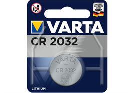 Varta CR2032 Knopfzelle, 1 Stück