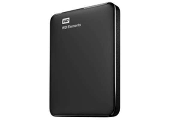 "WD Elements Portable 2.5"", USB 3.0, 2TB"