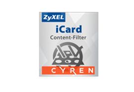 ZyXEL iCard Cyren CF ZyWALL310 & USG310, 1 Jahr