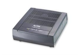 ZyXEL P-660R ADSL2+ Router, Analog (inkl. Filter)